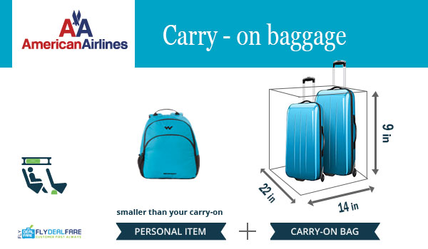 Rules Regarding American Airlines Carry-On Requirements