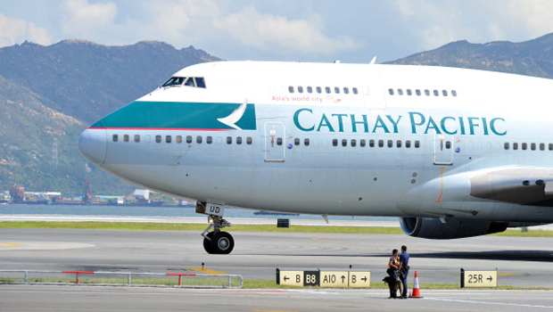 CATHAY PACIFIC AIRWAYS (Hong Kong)