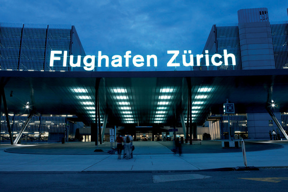 ZURICH AIRPORT REVIEWS