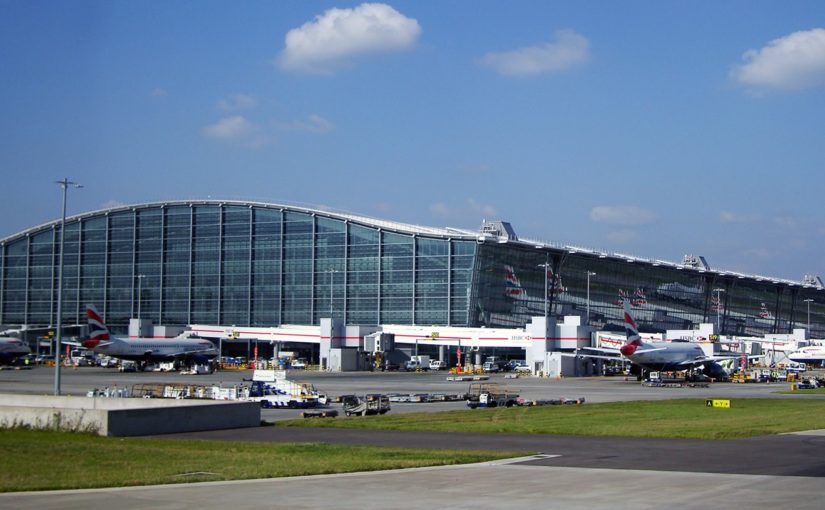 LONDON HEATHROW AIRPORT REVIEWS