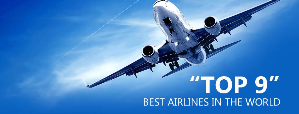 top 9 airlines in the world